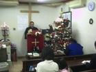 2011年12月 クリスマスイブ礼拝�