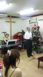 クリスマスコンサート�