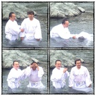 バプテスマ式 2012年9月30日�